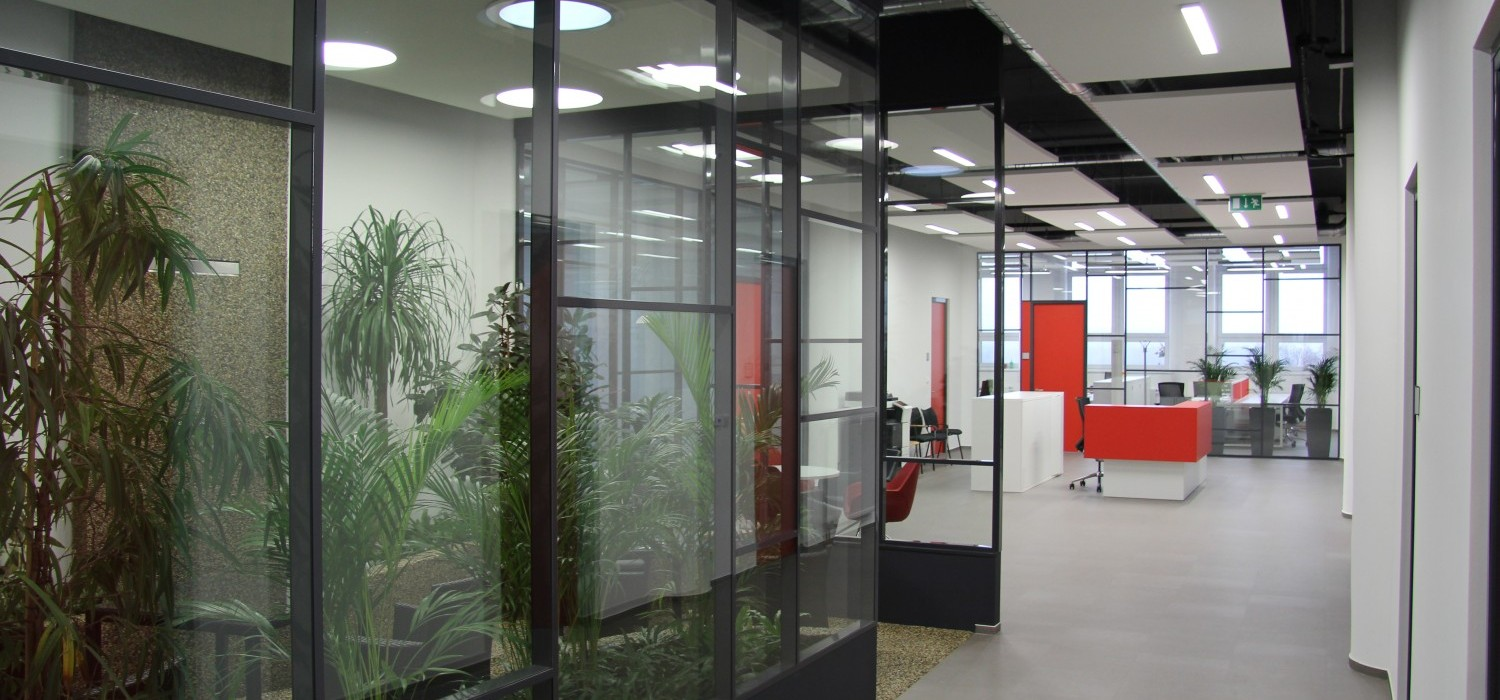 Advantages of demountable partitions and office panels